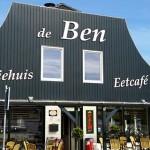 Ben Eetcafé Koffiehuis Snackbar Anna Paulowna. Eetcafé de Ben, Smidsweg 2 Anna Paulowna
